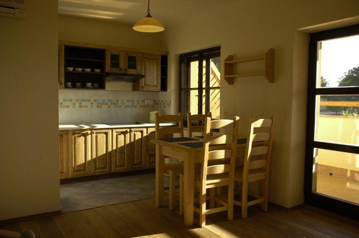 Kuchyně pro rodinný penzion Usedlost pod Vinohrady