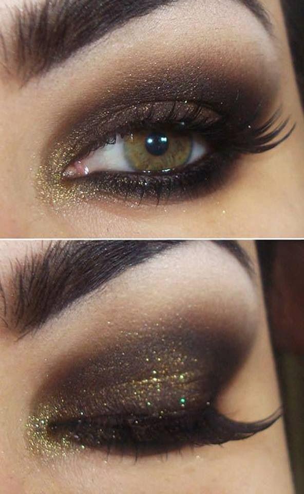 Toques dorados para tu look.