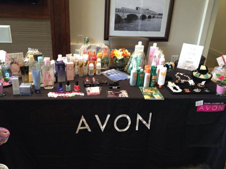 Mothers Day Vendor Event 2014 My Avon Table Avon Ideas