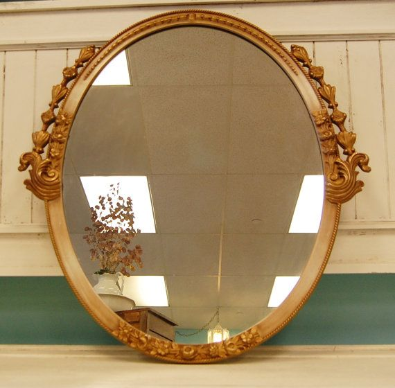 1000 images about vintage mirrors on pinterest for Long antique mirror