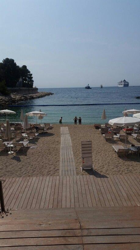La Meridian beach Monaco