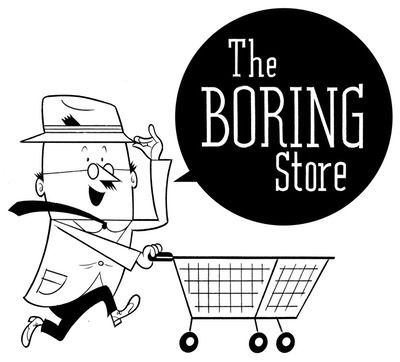 Chicago, IL: The Boring Store.  826CHI's The Boring Store is open every day from 12-6. Come by and browse our selection of surveillance gear, check out our carrier pigeon supplies, and try on a moustache. All proceeds from Boring Store sales go directly toward supporing 826CHI programs.