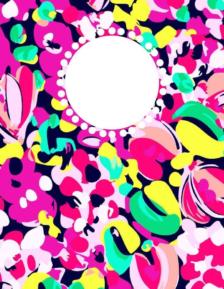 Cute Tumblr Free Printable Binder Covers Preppy Printable Binder