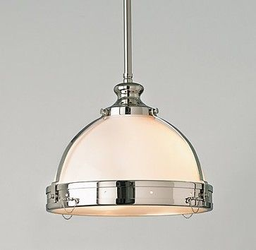 Kitchen  Clemson Classic Pendant   Restoration Hardware   Traditional   Pendant  Lighting     By Restoration Hardware