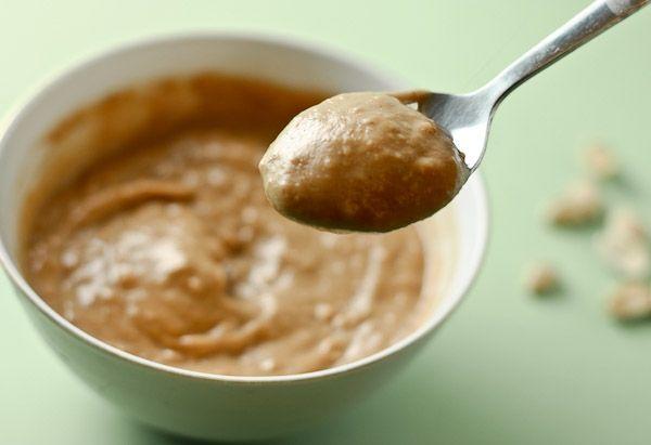 Ореховый соус для салата