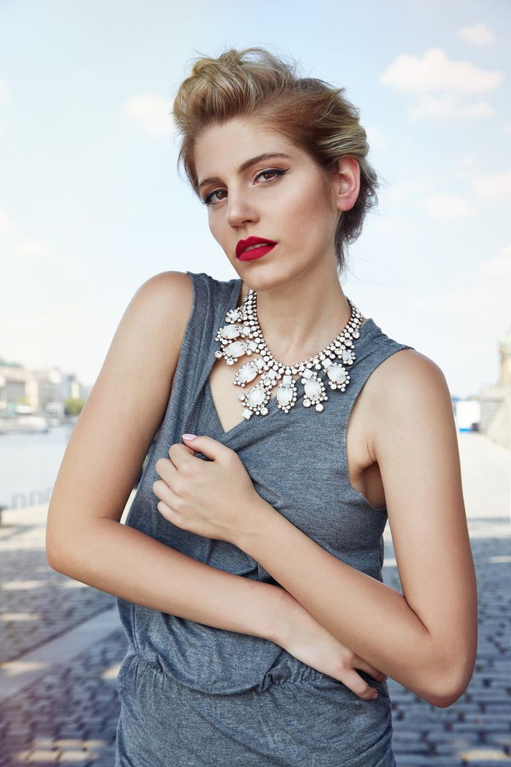 Different Roles with Lilien Czech Jewelry