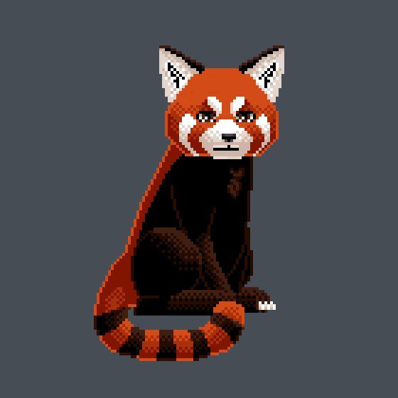 Animation - Red Panda Facepalm by WWRedGrave.deviantart.com on @DeviantArt