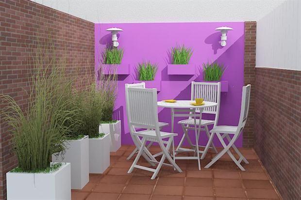 Solución 199: Una propuesta para lograr intimidad en tu patio | Weblog Redecorate | ESPACIO LIVING