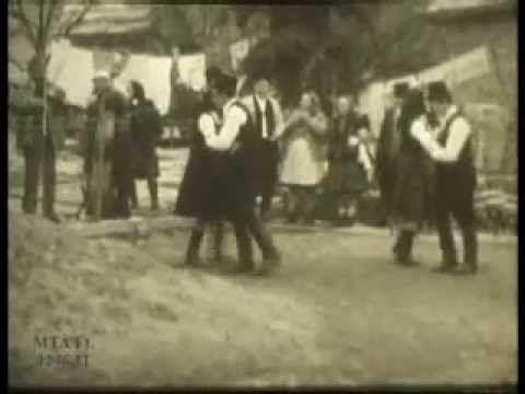 """Magyarpalatkai """"cigánytánc"""" vagy akasztós - mezőségi táncdialektus"""