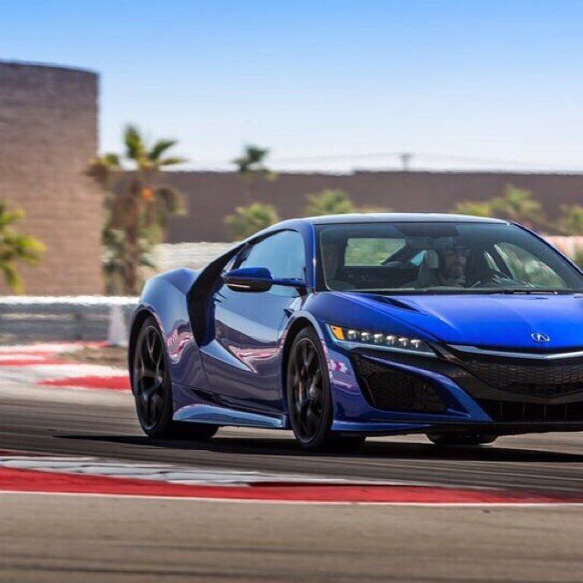 Acura NSX The Acura NSX Was Created To Revolutionize