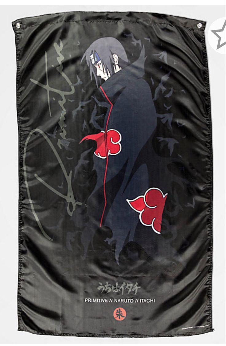 Primitive X Naruto Crows Black Banner Zumiez In 2020 Black Banner Black Friday Shopping Black