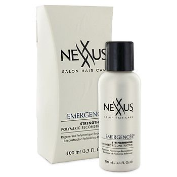 Nexxus Emergencee- Works really great on that dry and brittle hair after bleach/dye.