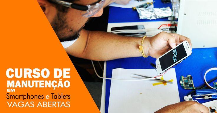 FATURE DE R$2000,00 A R$5000,00 CONSERTANDO SMARTPHONES FAÇA NOSSO CURSO COMPLETO E MONTE SEU PRÓPRIO NEGÓCIO   ANDROID + IPHONE + CONSULTORIA DE MERCADO Próxima turma dia - 8 de janeiro  Garanta sua vaga -  98260-6828 www.myphonecursos.com #Manutenção de #IPhones #Smartphones e #Tablets