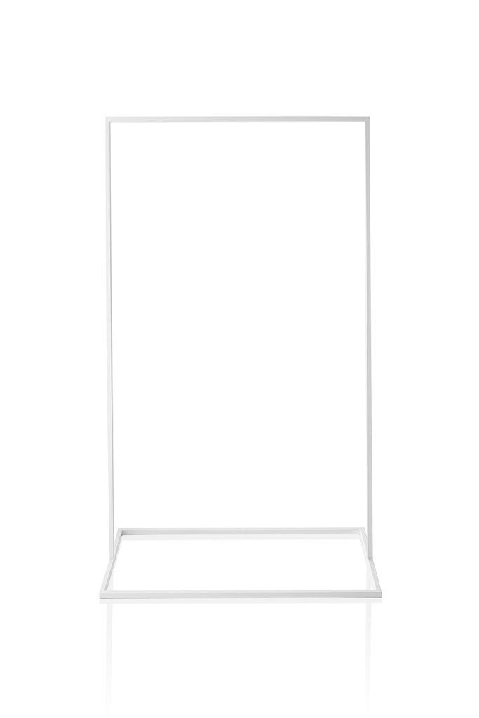 MALLING LIVING Clothes Rack White