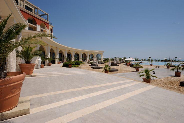 Lighthouse Golf & Spa Resort:ferie med luksus i absolut rolige og afslappende omgivelser.