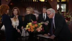 Jane Fonda, Martin Sheen, Peter Gallagher, Swoosie Kurtz, and Marsha Mason in Grace and Frankie (2015)