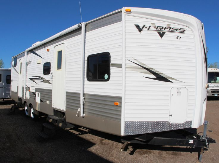 LAYOUT POSSIBILITY Check out this 2010 Forest River VCross 30VBHS listing in Hugo, MN 55038 on RVtrader.com. It is a Travel Trailer and is for sale at $17995.