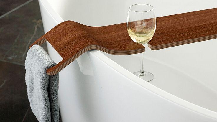Столик для ванны Victoria+Albert Tombolo 10 Walnut купить в магазине Сантехника-онлайн.Ру
