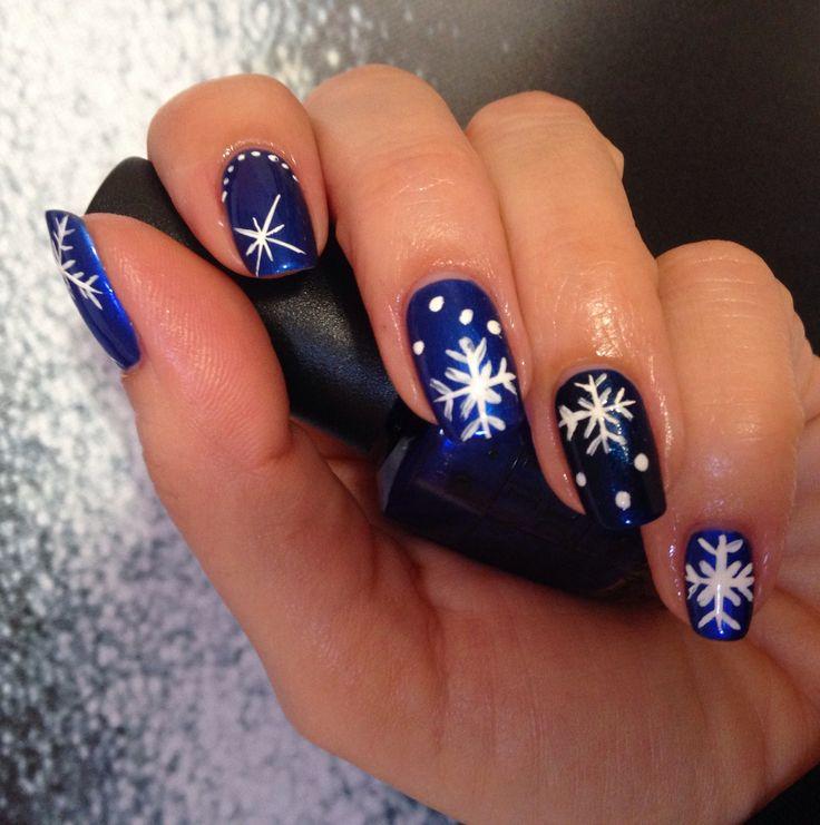 OPI snowflakes ❄️❄️