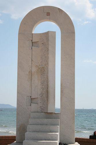 Path | 道路 | Chemin | путь | Sentiero | Camino | Dōro | Pasaje | проезд | Porta a mare Golfo di Follonica