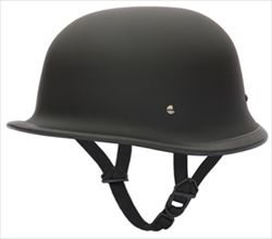 You want a unique Motorcycle Helmet that will turn heads? Look no further, our German Motorcycle Helmets will give you all the attention you seek. These Motorcycle Helmets get their style from helmets designed for German soldiers during the second World War. Turns out, these helmets make great motorcycle helmets while helping you stand out amongst your fellow bikers.
