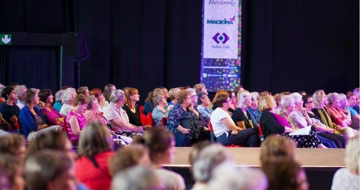 This year's Festival of Quilts promises to be bigger and better than ever. Find out more on our blog: