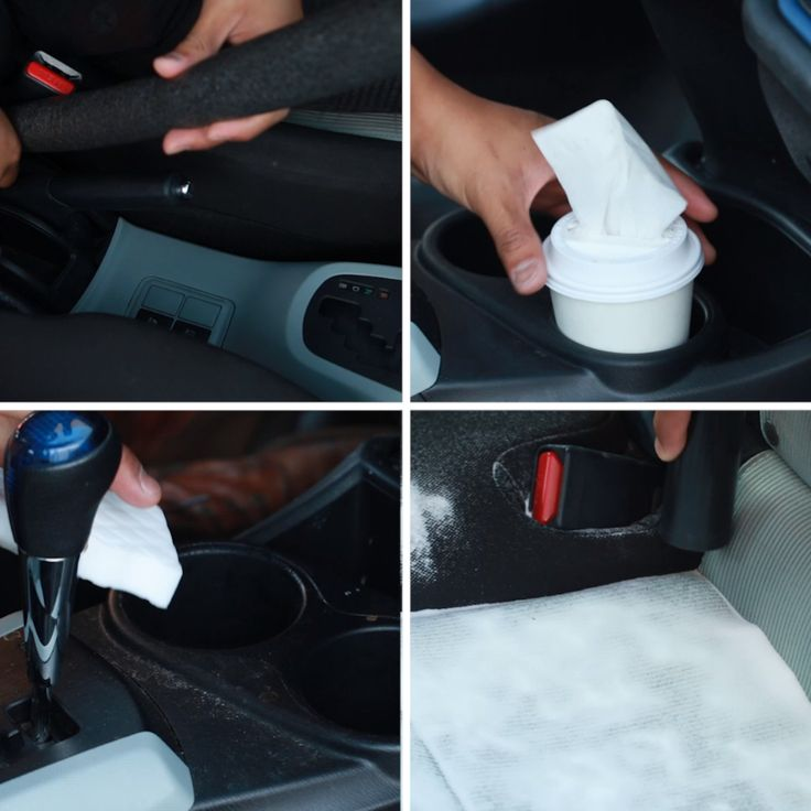 7 Tips To Clean The Inside Of Your Car #cleaning #car
