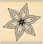 Florilèges Design - Petite fleur star