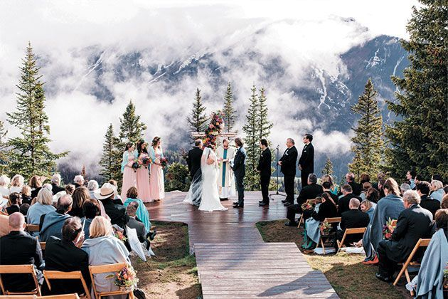 The Best Wedding Venues in America: The West