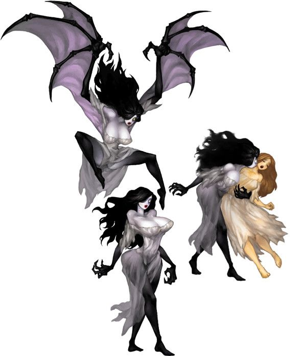 Vampire from Dragon's Crown