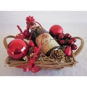 Coffrets et paniers cadeaux grands vins Noël Bruxelles Belgique