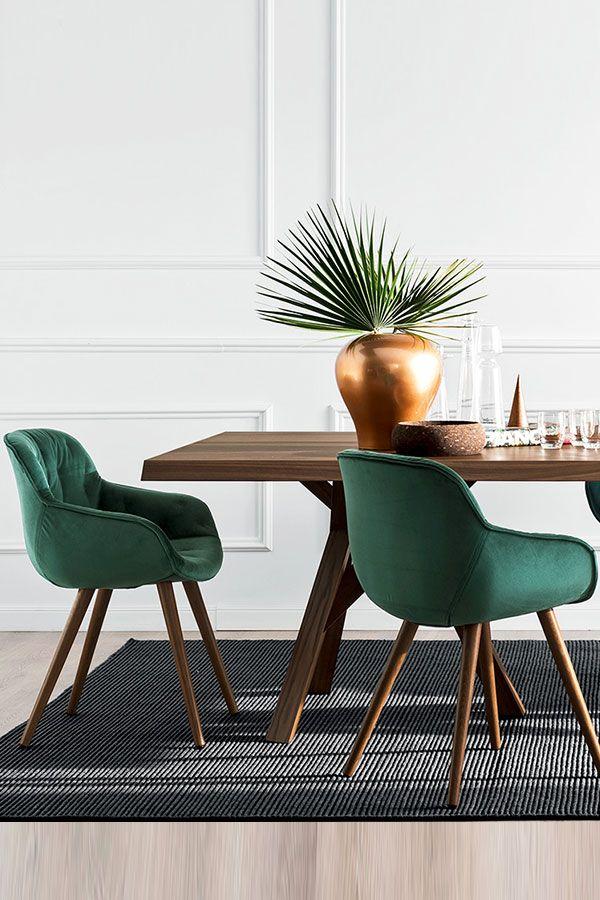 Stuhl Igloo Soft Gepolsterte Esszimmerstuhle Esstisch Sessel Esstisch Stuhle