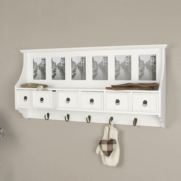 six drawer hallway cabinet by dibor | notonthehighstreet.com £94