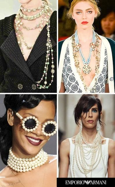 10 trends and 10 tips that will help you to find your perfect necklace | Jewelry Trends