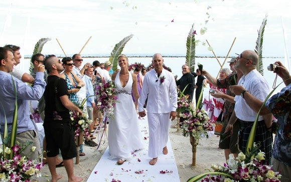 Thailand Weddings - Chaweng Regent Beach Resort - Koh Samui - Great Destination Weddings - Thailand