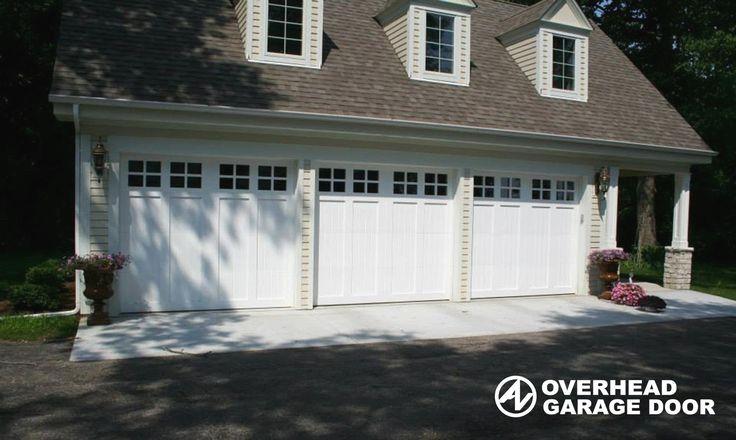 Houzz Garage Door Ideas And Pics Of Garage Doors Express Garageorganization Garagedoors Garage Garage Doors Carriage Garage Doors Carriage House Doors