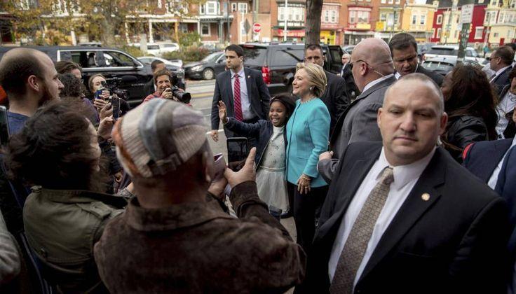 El FBI vuelve a exonerar a Clinton por el caso de los correos electrónicos