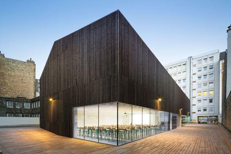 AZC Atelier Zündel Cristea , Sergio Grazia · Urban Barn · Divisare