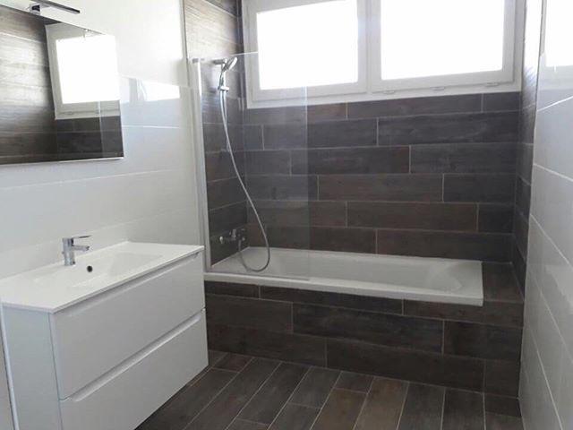 meuble vasque robinetterie baignoire