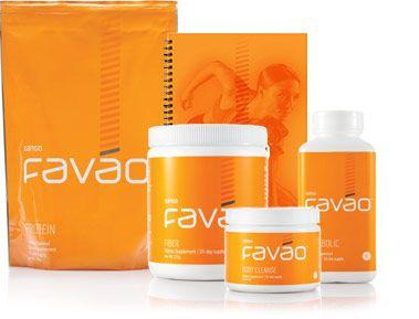 XANGO : Favao weight loss system!