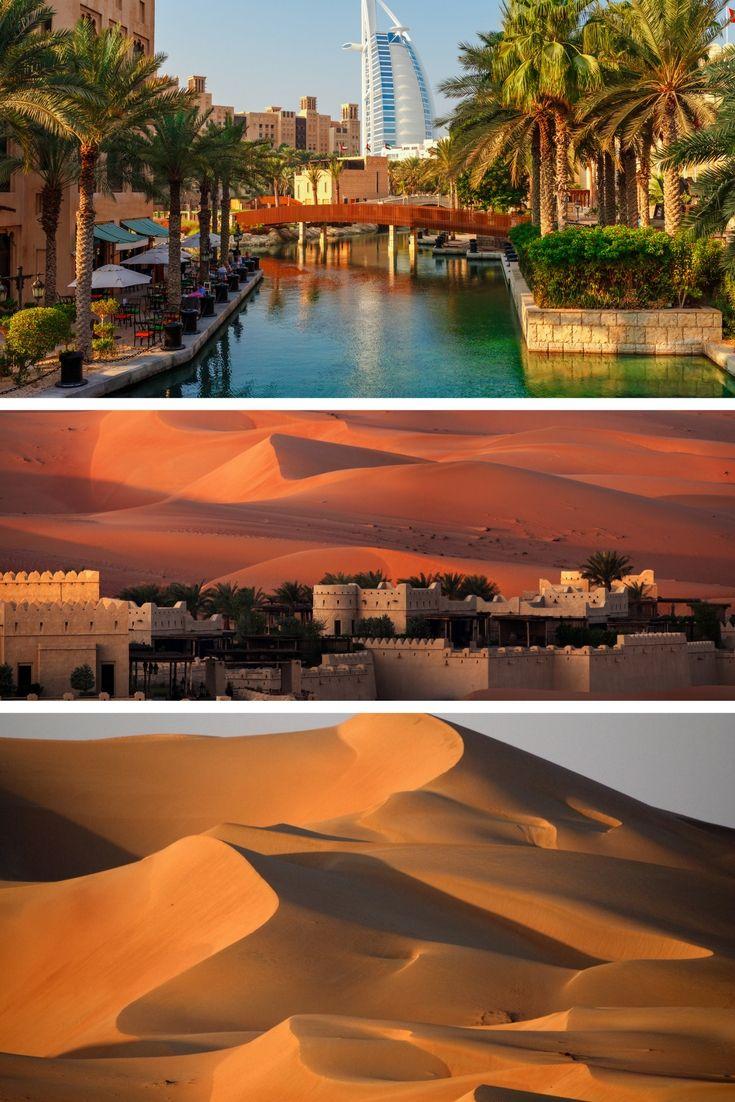 1001 Nacht-Feeling in den V.A.Emiraten! #sonnenklar.tv #vae #abudhabi #dubai