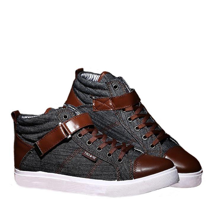 29.00$  Watch now - https://alitems.com/g/1e8d114494b01f4c715516525dc3e8/?i=5&ulp=https%3A%2F%2Fwww.aliexpress.com%2Fitem%2FHigh-Fashion-Canvas-Shoes-for-men-Denim-Jeans-Shoes-Men-s-casual-Flat-shoe-footwear-zapatillas%2F32698350281.html - High Fashion Canvas Shoes for men Denim Jeans Shoes Men's casual Flat shoe footwear zapatillas hombre sepatu casual pria X071504 29.00$
