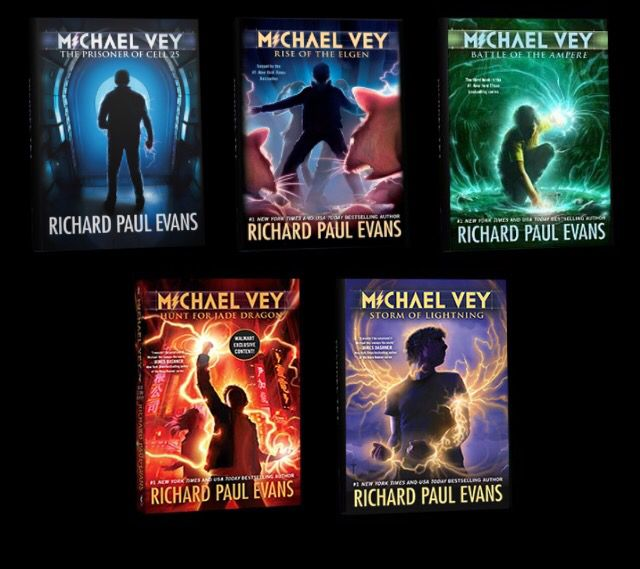michael vey 2016-10-27  michael and his friends try to recruit hatch's electric youth to their side as the thrilling action continues in this electrifying sixth installment of the new york times bestselling series.
