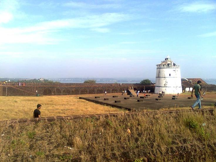 Goa Fort..