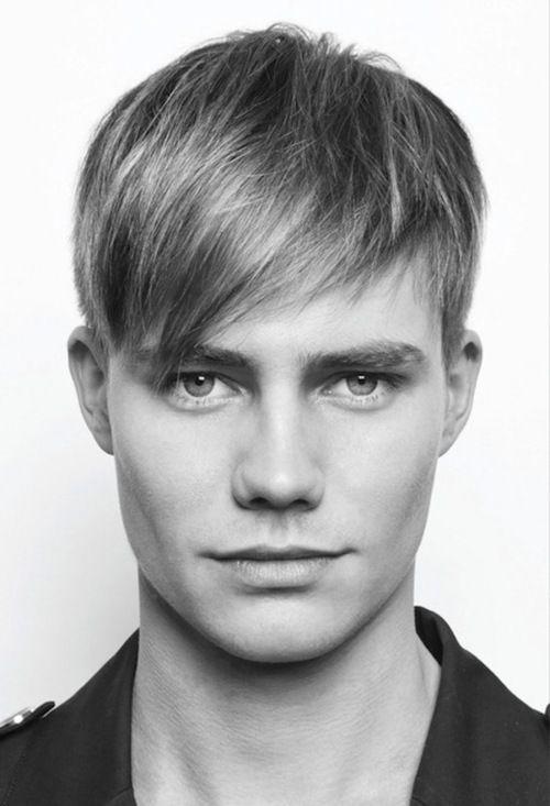 Trendy Men Haircuts