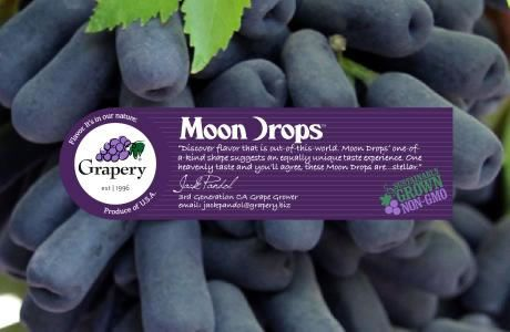 moon drops grapes...Sweet and delish