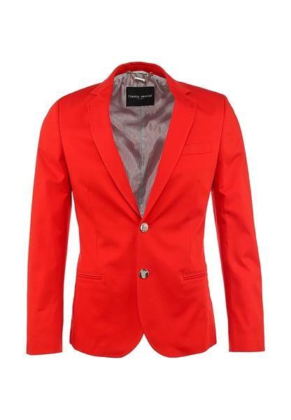 Красный пиджак для мужчин