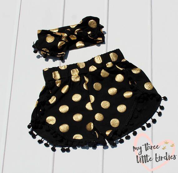 Primer traje de cumpleaños chica 1er cumpleaños negro