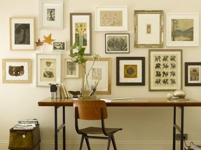 Wall Decor by frames