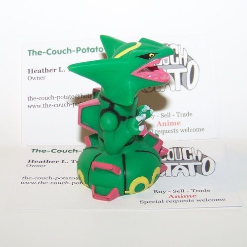 Pokemon Rayquaza Kid figure Pokekid